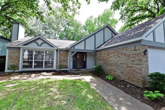525 Blair Meadow Drive, Grapevine, TX 76051 (MLS #14348084) :: RE/MAX Landmark