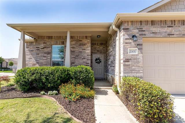 2301 Gelbray Place, Fort Worth, TX 76131 (MLS #14348090) :: Real Estate By Design