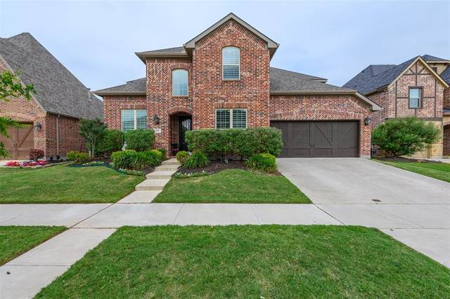 204 Birdcall Lane, Argyle, TX 76226 (MLS #14348114) :: Tenesha Lusk Realty Group