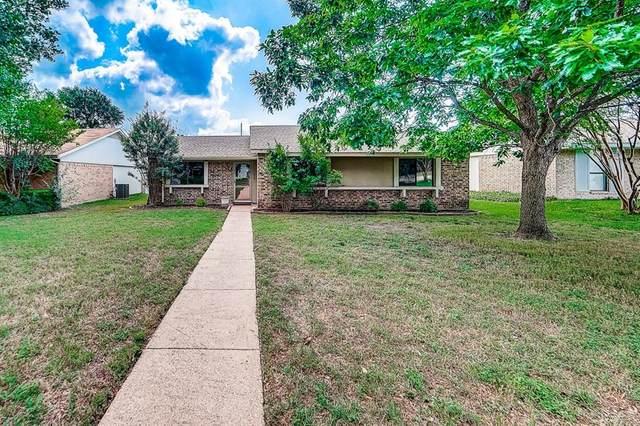 5306 Wyrick Lane, Garland, TX 75044 (MLS #14348151) :: The Chad Smith Team
