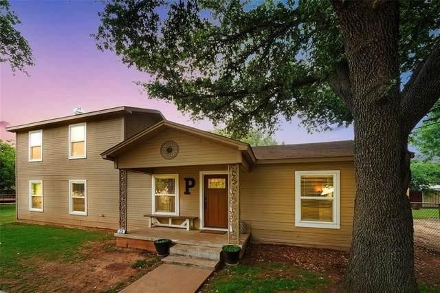 15 Lamar Street, Santo, TX 76472 (MLS #14348152) :: The Kimberly Davis Group