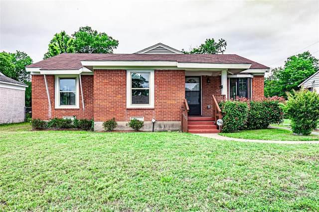3507 S Marsalis Avenue, Dallas, TX 75216 (MLS #14348162) :: The Good Home Team