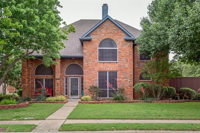 823 Sycamore Creek Road, Allen, TX 75002 (MLS #14348163) :: The Kimberly Davis Group