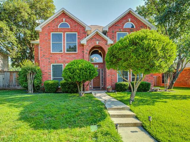 1323 Summertime Trail, Lewisville, TX 75067 (MLS #14348178) :: Real Estate By Design