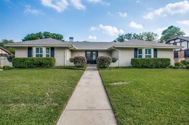 329 Mayfair Drive, Hurst, TX 76054 (MLS #14348206) :: Potts Realty Group