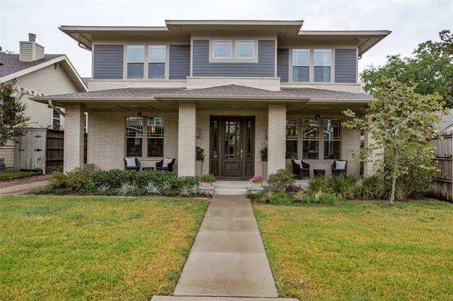 5544 Miller Avenue, Dallas, TX 75206 (MLS #14348220) :: The Chad Smith Team
