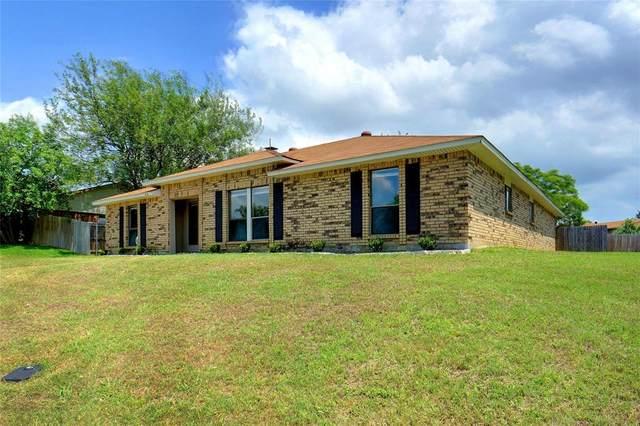 818 Timberline Avenue, Desoto, TX 75115 (MLS #14348236) :: The Mauelshagen Group