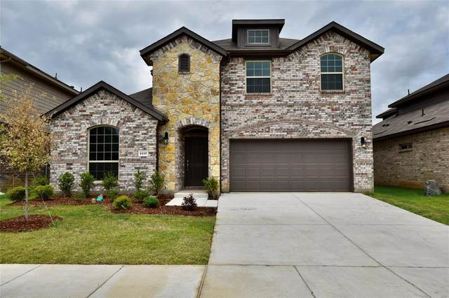 1317 Raleigh Path Drive, Denton, TX 76208 (MLS #14348238) :: Frankie Arthur Real Estate