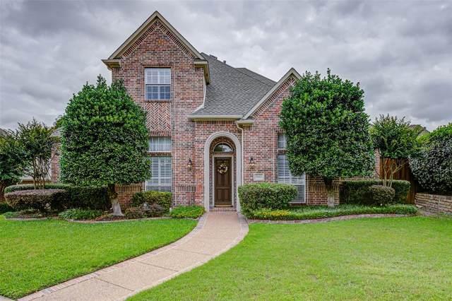 3612 Cypress Grove Court, Richardson, TX 75082 (MLS #14348248) :: EXIT Realty Elite