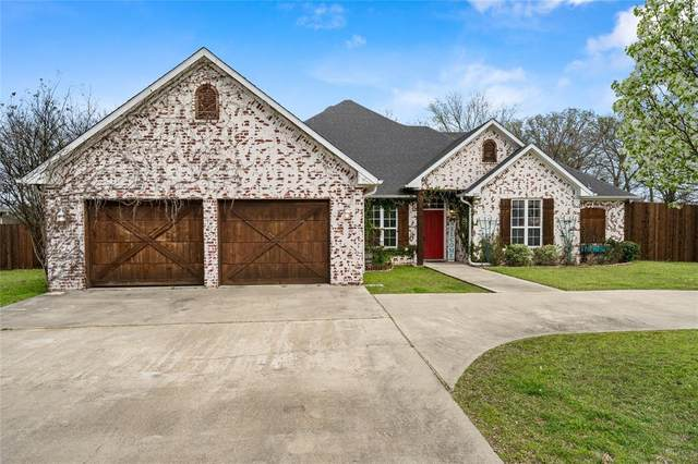 2712 Silver Creek, Mount Pleasant, TX 75455 (MLS #14348251) :: Team Tiller