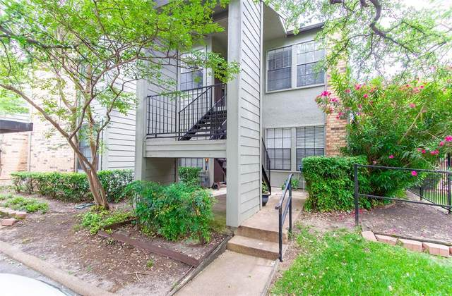 5335 Bent Tree Forest Drive #216, Dallas, TX 75248 (MLS #14348270) :: RE/MAX Pinnacle Group REALTORS