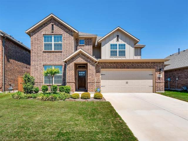 241 Black Alder Drive, Fort Worth, TX 76131 (MLS #14348275) :: The Heyl Group at Keller Williams