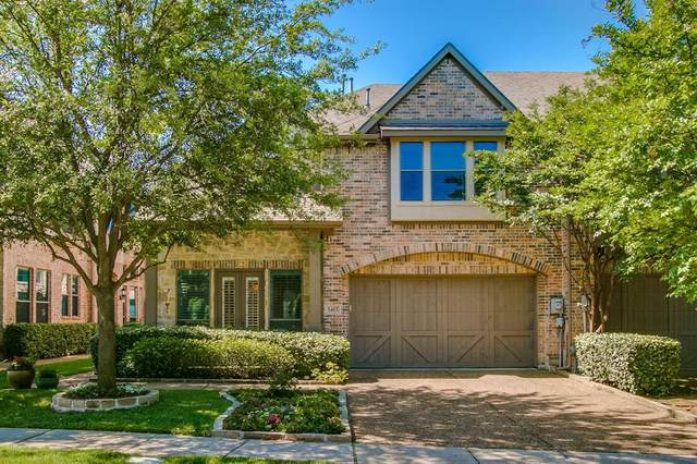 5403 Balmoral Drive, Frisco, TX 75034 (MLS #14348287) :: Real Estate By Design