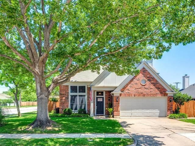 7040 Thomas Place, Watauga, TX 76148 (MLS #14348294) :: The Good Home Team