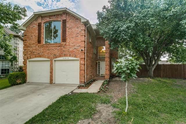 3815 Seminole, Carrollton, TX 75007 (MLS #14348301) :: The Mauelshagen Group