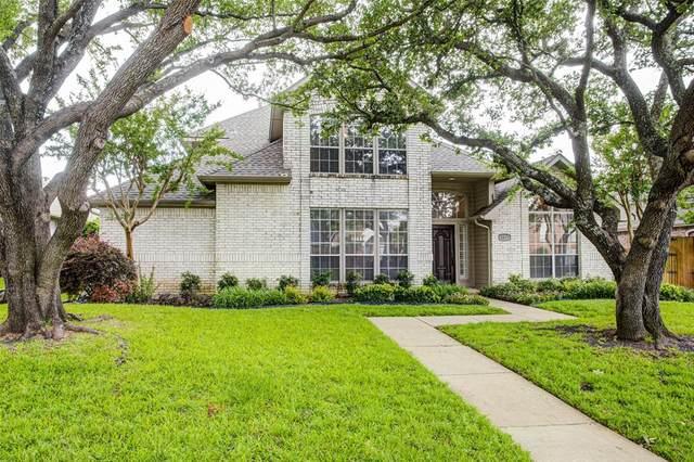 4672 Portrait Lane, Plano, TX 75024 (MLS #14348306) :: Real Estate By Design