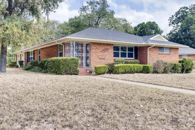 1335 E Pentagon Parkway, Dallas, TX 75216 (MLS #14348309) :: The Hornburg Real Estate Group