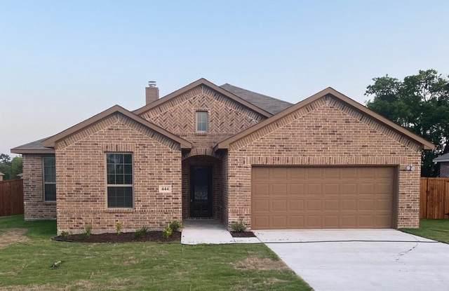 444 Collin Street, Nevada, TX 75173 (MLS #14348317) :: Ann Carr Real Estate