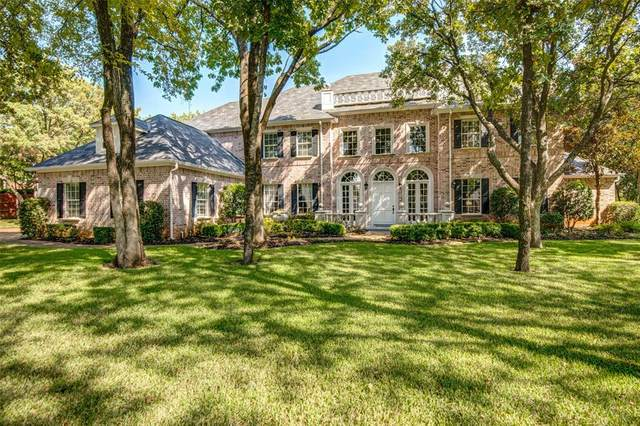 1310 Noble Way, Flower Mound, TX 75022 (MLS #14348320) :: Real Estate By Design