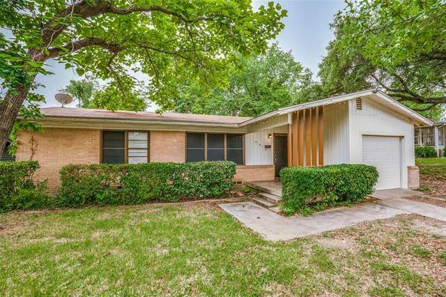 4141 Fortune Lane, Dallas, TX 75216 (MLS #14348322) :: The Hornburg Real Estate Group