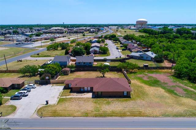 1309 Corsicana Avenue, Abilene, TX 79605 (MLS #14348329) :: The Mitchell Group
