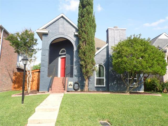 1731 Creekbend Drive, Lewisville, TX 75067 (MLS #14348331) :: Real Estate By Design