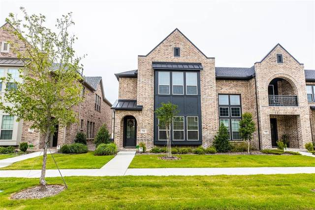 7302 Sprangletop Street, Frisco, TX 75033 (MLS #14348355) :: RE/MAX Pinnacle Group REALTORS