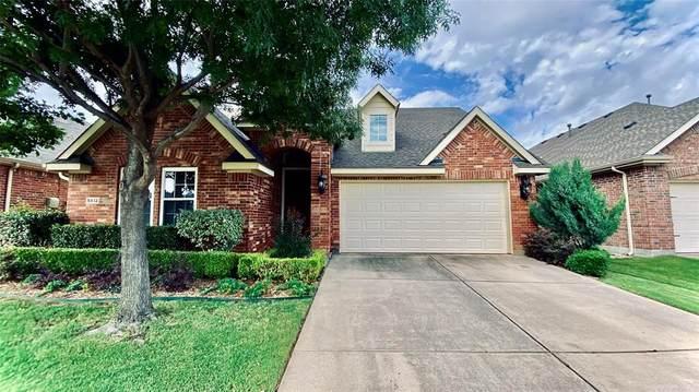 5612 Balmorhea Drive, Denton, TX 76226 (MLS #14348360) :: Team Hodnett