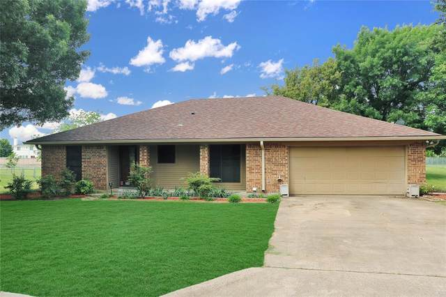 356 S College Avenue, Justin, TX 76247 (MLS #14348376) :: All Cities USA Realty
