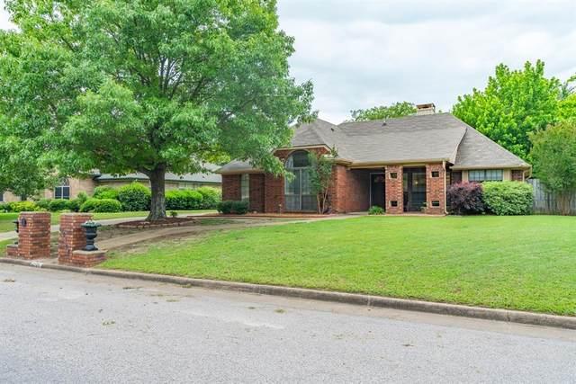 10504 Oak Creek Drive, Greenville, TX 75402 (MLS #14348379) :: Team Tiller