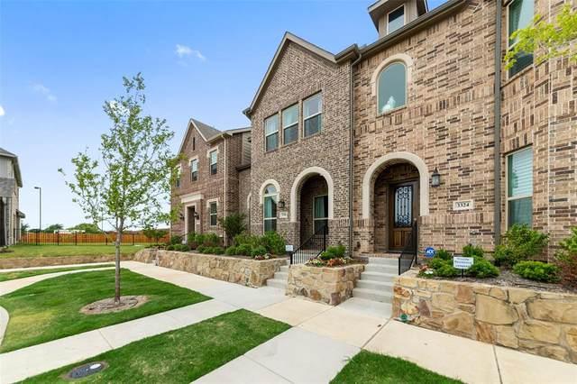 3316 Archduke Drive, Frisco, TX 75034 (MLS #14348381) :: Ann Carr Real Estate