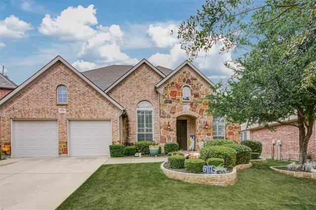 8312 Victoria Lane, Lantana, TX 76226 (MLS #14348382) :: Team Hodnett