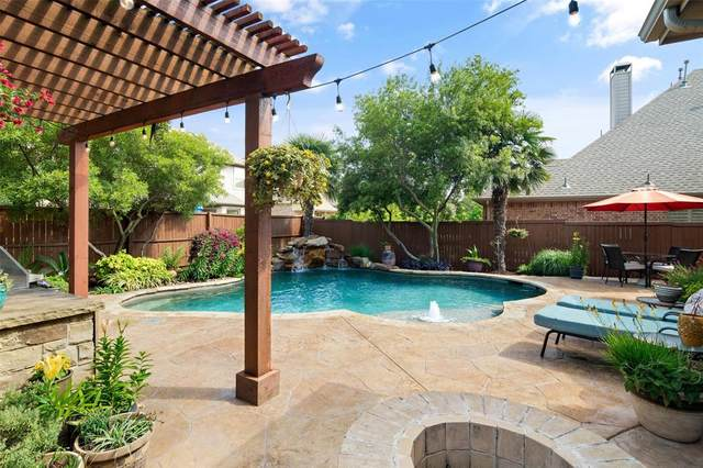 908 Thornapple Drive, Mckinney, TX 75071 (MLS #14348390) :: All Cities USA Realty