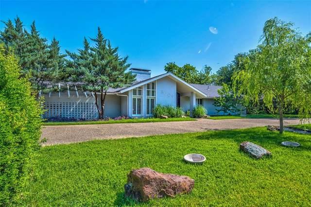 5009 Willow Lane, Dallas, TX 75244 (MLS #14348395) :: Ann Carr Real Estate