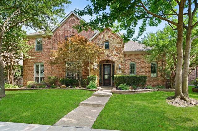 4116 Hearthlight Court, Plano, TX 75024 (MLS #14348398) :: Post Oak Realty