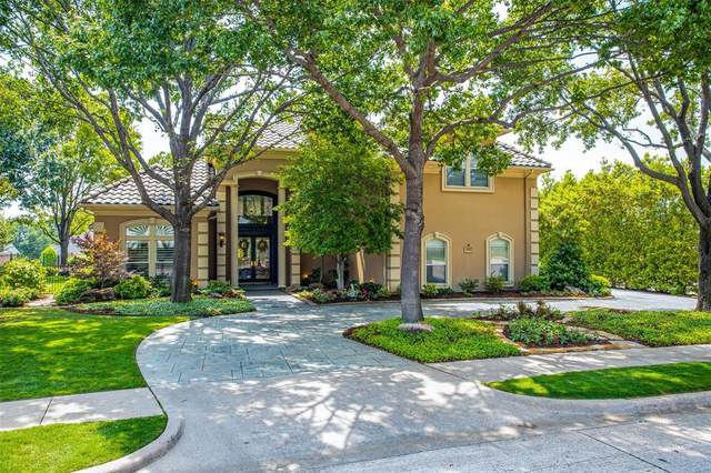 4601 Augusta Drive, Frisco, TX 75034 (MLS #14348427) :: Real Estate By Design