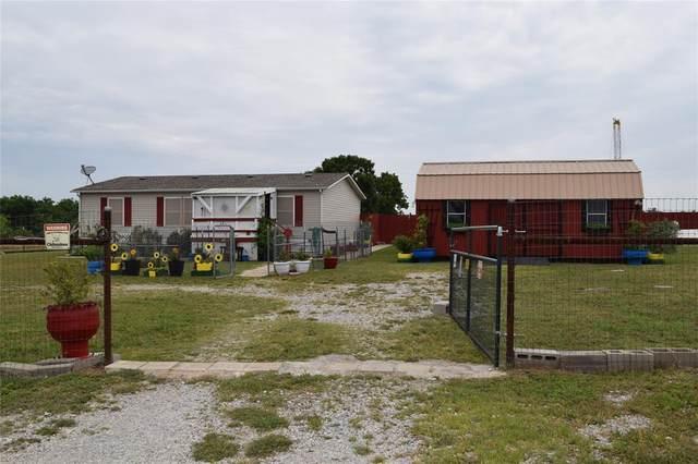 111 Cowboys Lane, Springtown, TX 76082 (MLS #14348439) :: The Kimberly Davis Group