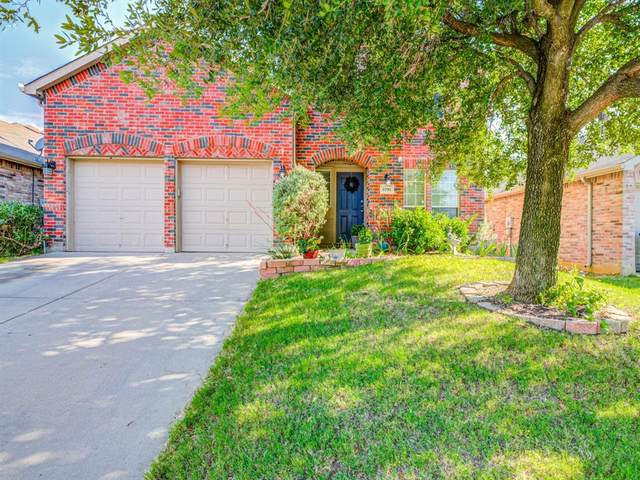 3701 Mountain Ranch Road, Fort Worth, TX 76262 (MLS #14348449) :: The Kimberly Davis Group