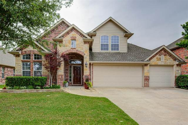 15145 Wild Duck Way, Roanoke, TX 76262 (MLS #14348463) :: The Heyl Group at Keller Williams
