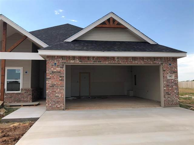 102 Sun Creek Trail, Tuscola, TX 79562 (MLS #14348472) :: The Good Home Team