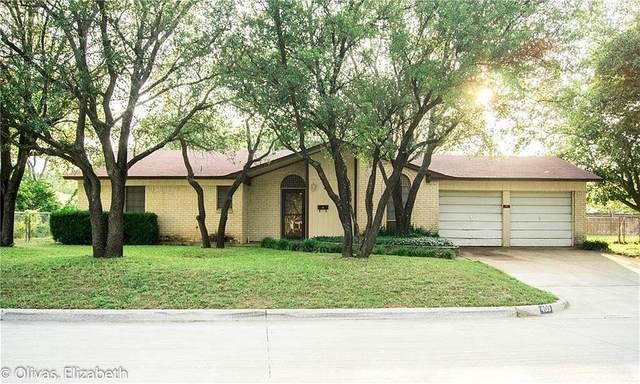 409 Harvey Street, Crowley, TX 76036 (MLS #14348492) :: Keller Williams Realty