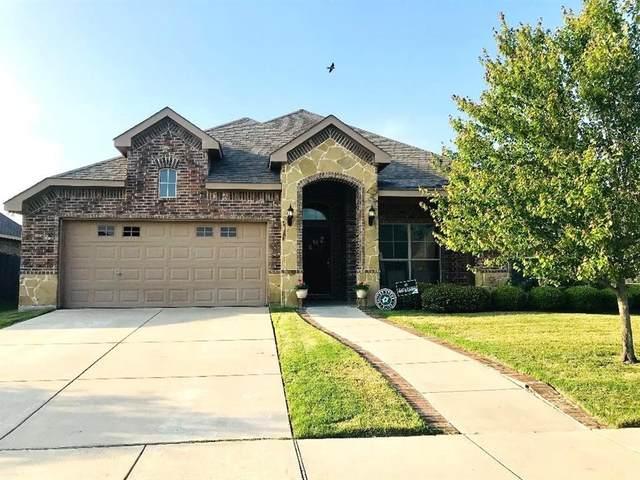 213 Ghost Rider Road, Waxahachie, TX 75165 (MLS #14348494) :: Tenesha Lusk Realty Group