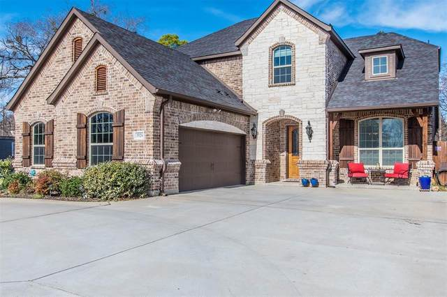 3526 S Gravel Circle, Grapevine, TX 76092 (MLS #14348500) :: The Heyl Group at Keller Williams