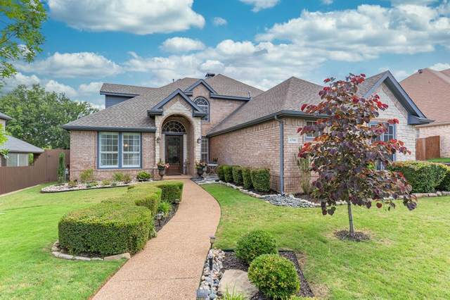 3700 Havenlake Drive, Flower Mound, TX 75022 (MLS #14348504) :: Frankie Arthur Real Estate