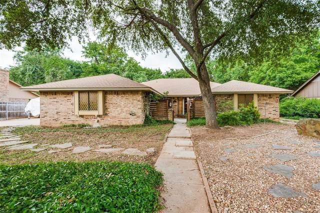 1940 Casa Loma Court, Grapevine, TX 76051 (MLS #14348510) :: Team Tiller