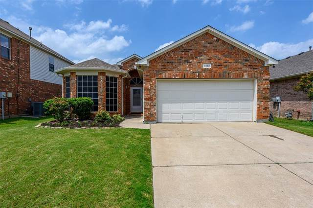 4113 Claymore Lane, Fort Worth, TX 76244 (MLS #14348512) :: The Heyl Group at Keller Williams