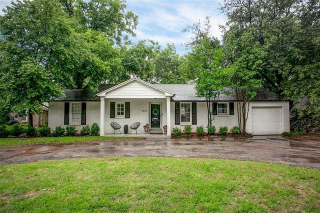 6429 Drury Lane, Fort Worth, TX 76116 (MLS #14348523) :: Hargrove Realty Group