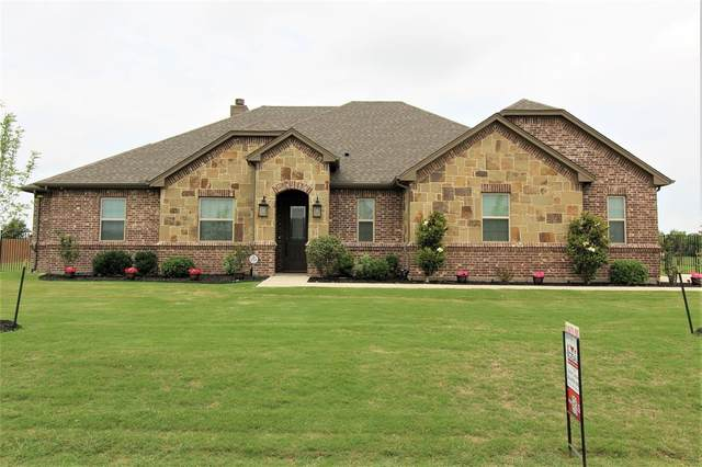 10917 Chriswood Drive, Crowley, TX 76036 (MLS #14348532) :: The Mitchell Group