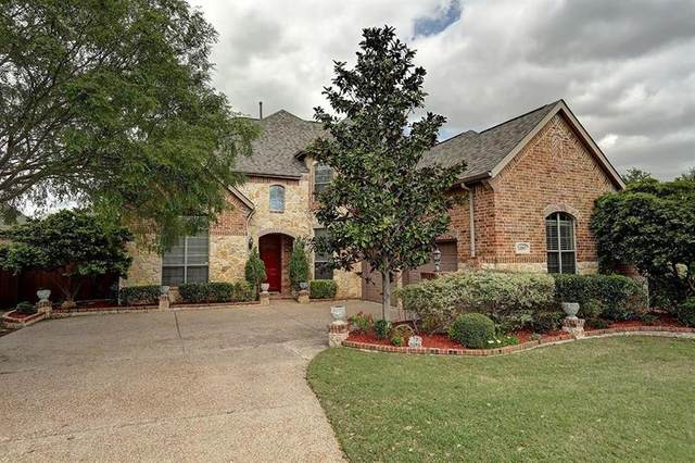 1100 Hall Meadow Lane, Mckinney, TX 75071 (MLS #14348536) :: The Paula Jones Team | RE/MAX of Abilene