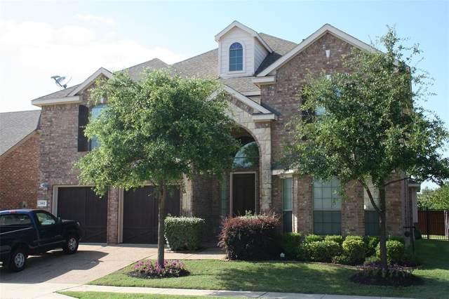382 Spring Meadow Drive, Fairview, TX 75069 (MLS #14348545) :: The Tierny Jordan Network